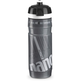 Elite Nanogelite Thermoflasche 500ml smoke/weiß